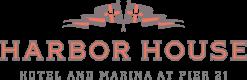harbor-house-hotel-and-marina-at-pier-21-galveston-texas-logo