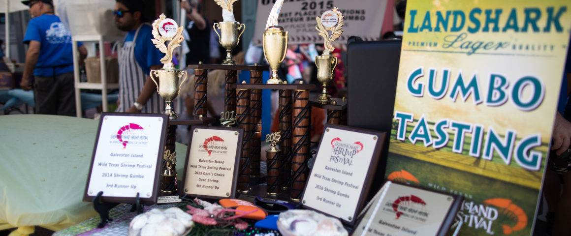 About the 11th Annual Galveston Island Shrimp Festival